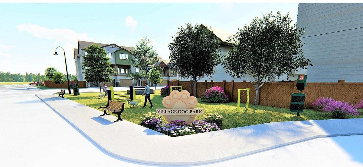 Ferris Dog Park Concept